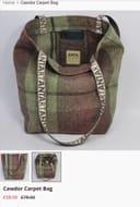 ANTA Stylish Carpet Bags on Sale.