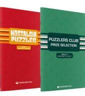 Free Puzzle Books - Just £1.99 P&P