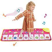 GZMY Piano Music Dance Mat for Toddlers - Best Educational