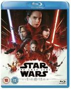 Star Wars - the Last Jedi Blu-Ray New & Sealed 2 Disc Edition - Only £3.99!
