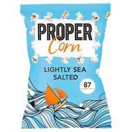 ProperCorn Lightly Sea Salted 70g