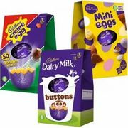 Skip to the Beginning of the Images Gallery 5% off CADBURY MEDIUM EASTER EGGS