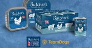 Win a Years Supply of Butchers Nourishing Food for Dogs