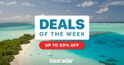 Special Offer - 50% off Package Holidays- Deals of the Week