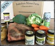 Win a Todenham Manor Farms Lamb Roast Meal Box