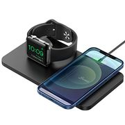 LIGHTNING DEAL - Seneo Dual 2 in 1 Wireless Charger