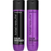Matrix Total Results Colour Obsessed Shampoo and Conditioner (300ml)