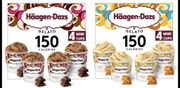 Haagen-Dazs Chocolate Drizzle Minicup Gelato Collection