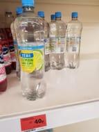 Sainsbury's Still Flavoured Water, Lemon & Lime 1L