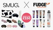 Win SMUG X Fudge Professional Giveaway worth over £250!