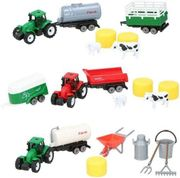 Farm Tractor Play Set - Assorted - Only £4.59!