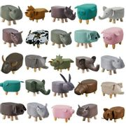 Animal Shaped Foot Stool from 14.99 Free Del