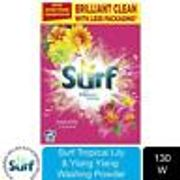 130 Washes Surf ConcentratedTropical Lily & Ylang-Ylang Laundry Powder 6.5kg