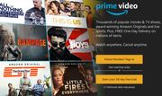 Amazon Prime Video 30 Day Free Trial