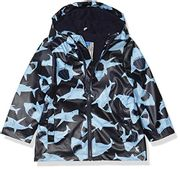 Boys Joules Navy Shark Coat (Age 1 Only )