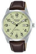 Pulsar Gents Solar Powered Dress Watch - Only £39.99!
