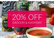 20% off Grocery & Everyday Products