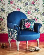 Joe Browns Floral Accent Chair