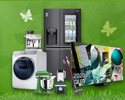 PRC Direct Spring Appliance Sale Inc TV, Vacuums, Kitchen & Coffee Machines