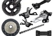 Shimano Mix Groupset - Only £209.99!