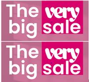 The VERY Big Sale - On Now! FASHION, SPORTS, HOME, FURNITURE