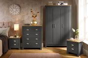 3 Or 4 Piece Bedroom Furniture Set 3 Colours From £314.99 Delivered