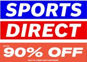 Sports Direct - CLEARANCE FLASH SALE - up to 90% OFF