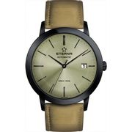 Eterna 2700.43.90.1392 Eternity Black Case Automatic Wristwatch