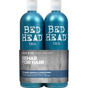 Bed Head by Tigi 750ml Urban Antidotes Recovery Moisture Shampoo & Conditioner