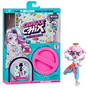 Capsule Chix Build Your Own Surprise Fashion Doll- Ctrl+Alt+Magic Doll