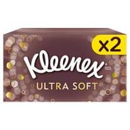 Kleenex Ultra Soft Tissues 2 Pack