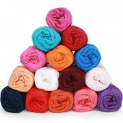 SAVE 39% Yarn Pack Cotton 8/4 Circus 15 Colors