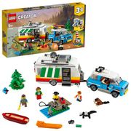 LEGO Creator 3in1 Caravan Family Holiday Car