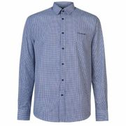 Pierre Cardin Long Sleeve Mens Shirt