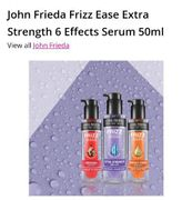 Save 1/3 on Selected John Frieda Products