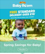 SMYTHS Spring Savings for Baby - Savings of £10 or More