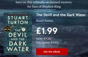 eBook £1.99 - a Murder on the High Seas, a Detective Duo, and a Demon