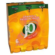 J20 Orange & Passion Fruit 6 X 275Ml (Clubcard Price)