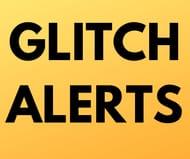 How to Get GLITCH Alerts