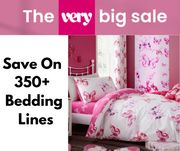 Very Bedding Sale - Save on 350+ Lines
