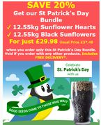 SAVE 20% On Our Sunflower Bundle For St Patrick's Day