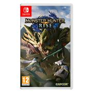 Pre-Order - Monster Hunter Rise Steelbook, Keyrings - Only £34.85!