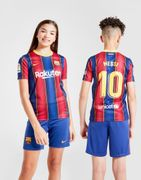 Nike FC Barcelona 2020/21 Messi #10 Home Shirt Junior