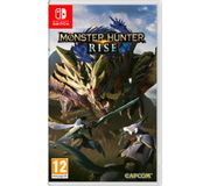 Pre-Order - NINTENDO SWITCH Monster Hunter Rise - Only £34.99!