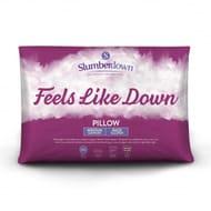 SLUMBERDOWN FEELS like down PILLOW Buy 1 Get 1 Free ( 4 PILLOWS )