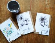 A6 Plantable Greeting Cards at Sit & Sketch