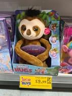 Fingerlings Big Monkey Soft Hug Teddy