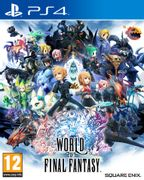 WORLD of FINAL FANTASY [PS4] - Only £7.99!