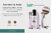 Free Tanning Mousse with Every Shave Plan Sign up