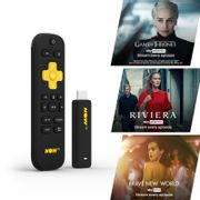 NOW TV Smart Stick with HD & Voice Search & 1 MONTH ENTERTAINMENT PASS